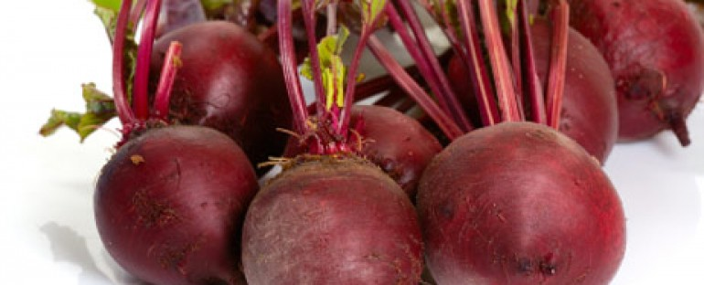 Beets for Better Health