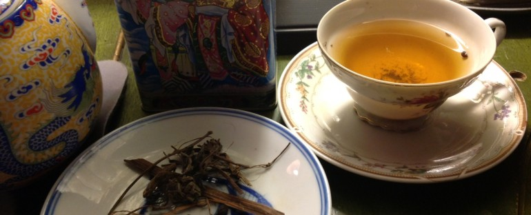 Winter Beauty Tea